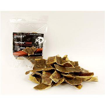 HenArt SuperChew zvěřina 250 g, pro střední a velká plemena psů (8719747821190)