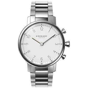 Chytré hodinky Kronaby NORD A1000-0710 (7350012580117) + ZDARMA Dámské hodinky JET SET V54443-161V