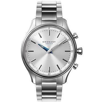 Chytré hodinky Kronaby SEKEL A1000-0556 (7350012580216) + ZDARMA Dámské hodinky JET SET V54443-161V