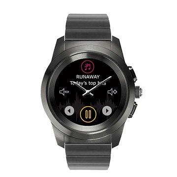 Chytré hodinky MyKronoz ZeTime Elite Titanium Modern Link - 44 mm (KRONOZ-TI-EL-T-44)