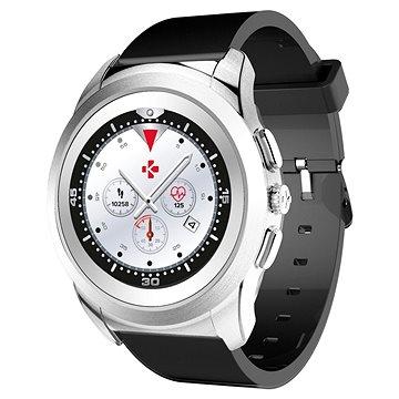 Chytré hodinky MyKronoz ZeTime Original Silver/Black - 39 mm (MYKRONOZ-OR-S/B)