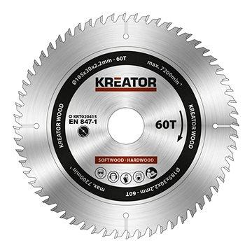 Kreator KRT020415, 185mm, 60T (KRT020415)