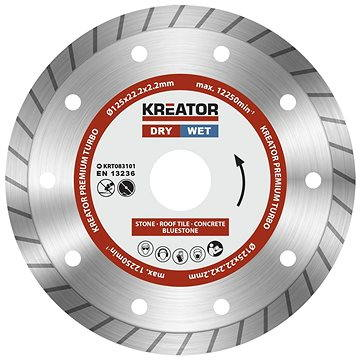 Kreator KRT083101, 125mm (KRT083101)