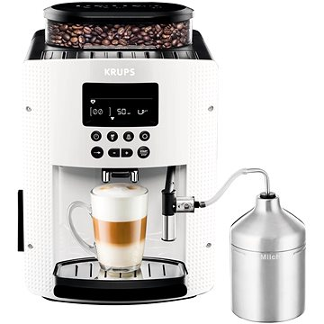 KRUPS Pisa White + XS6000 Autocappuccino EA816170 (EA816170)