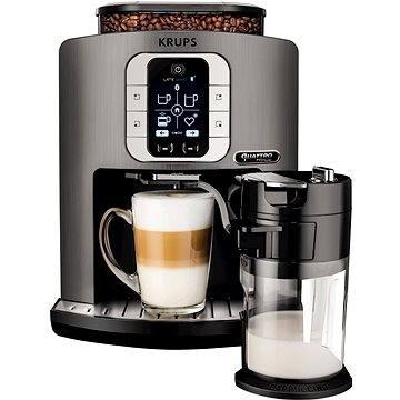 Krups Latte Smart EA860E10 (EA860E10 ) + ZDARMA Digitální předplatné Beverage & Gastronomy - Aktuální vydání od ALZY Dárková sada Kávová dárková sada Illy