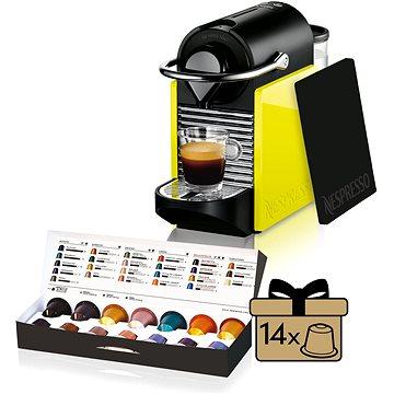 NESPRESSO Krups Pixie Clips XN302010 (XN3020CP) + ZDARMA Voucher NESPRESSO voucher na šlehač mléka Nespresso Aeroccino3 - zdarma k objednávce min 5 balení kávy
