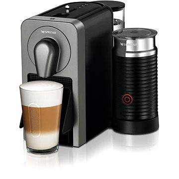 NESPRESSO Krups Prodigio & Milk XN411TCP + ZDARMA Sada Sada 4 šálků z View Collection