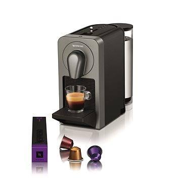 NESPRESSO Krups Prodigio XN410TCP + ZDARMA Voucher Nespresso Voucher na šlehač mléka Aeroccino3 black