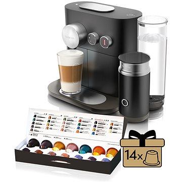 NESPRESSO Krups Expert XN601810 + ZDARMA Poukaz NESPRESSO Voucher na nákup kávy v hodnotě 2000Kč