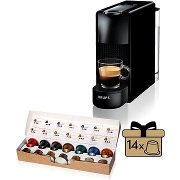 Nespresso Krups Essenza Mini XN1108 (XN110810) + ZDARMA Poukaz NESPRESSO Voucher na nákup kávy v hodnotě 800Kč