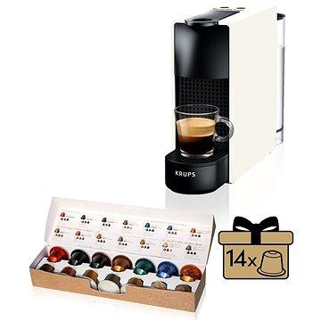 Nespresso Krups Essenza Mini XN1101 (XN110110) + ZDARMA Poukaz NESPRESSO Voucher na nákup kávy v hodnotě 800Kč