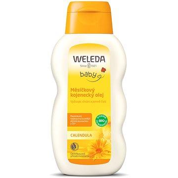 WELEDA Měsíčkový kojenecký olej 200 ml (4001638096560)