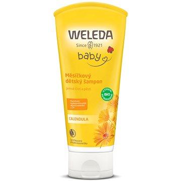 WELEDA Měsíčkový dětský šampón 200 ml (4001638096515)