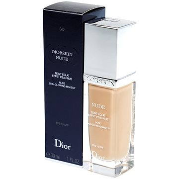 Make-up DIOR Diorskin Nude Skin Glowing Makeup SPF15 040 Honey Beige 30 ml (3348901103510)