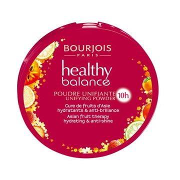 Kompaktní pudr Bourjois Healthy Balance Poudre 56 Hale Clair