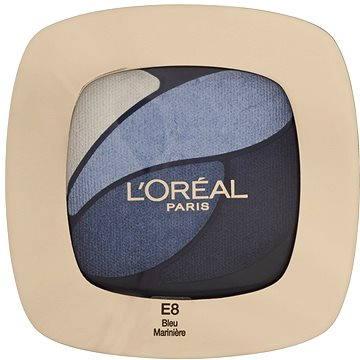 Oční stíny ĽORÉAL PARIS Color Riche Les Ombres E8 Bleu Mariniere 2,5 g (3600522203599)