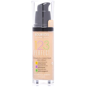 Make-up BOURJOIS 123 Perfect Foundation 52 Vanille 30 ml (3052503635200)
