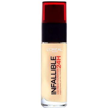 Tekutý make-up ĽORÉAL PARIS Infallible 24H Stay Fresh Foundation 30 ml 120 Vanilla (3600522690337)