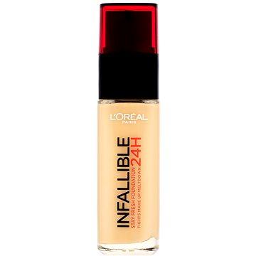 Tekutý make-up ĽORÉAL PARIS Infallible 24H Stay Fresh Foundation 30 ml 300 Amber (3600522690405)