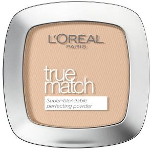 Kompaktní pudr ĽORÉAL PARIS True Match Powder C1 Rose Ivory 9 g (3600520772004)