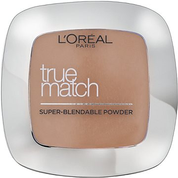 Kompaktní pudr ĽORÉAL PARIS True Match Powder W5 Golden Sand 9 g (3600520772042)