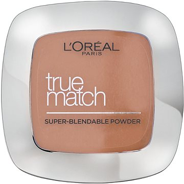 Kompaktní pudr ĽORÉAL PARIS True Match Powder W6 Honey 9 g (3600520772066)