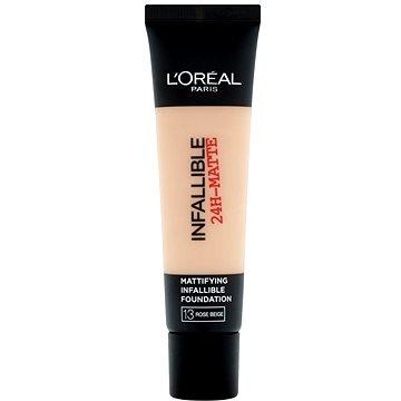Tekutý make-up ĽORÉAL PARIS Infallible 24h-Matte 13 Rose Beige 35 ml (3600522875345)