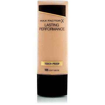 Tekutý make-up MAX FACTOR Lasting Performance 105 Soft Beige 35ml (50683345)