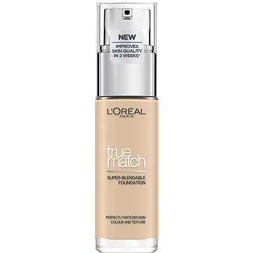 Tekutý make-up LORÉAL True Match Super Blendable Foundation 1.N Ivory 30ml (3600522862383)
