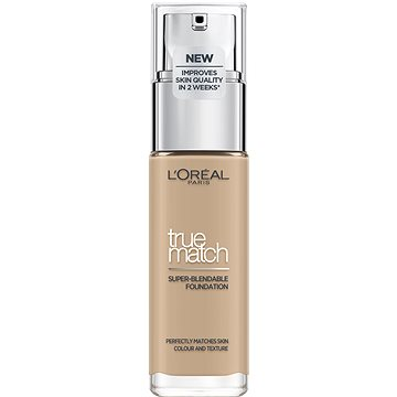 Tekutý make-up LORÉAL True Match Super Blendable Foundation 2.N Vanilla 30ml (3600522862390)