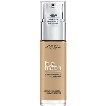 Tekutý make-up LORÉAL True Match Super Blendable Foundation 3.D/3.W Golden Beige 30ml (3600522862543)