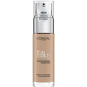 Tekutý make-up LORÉAL True Match Super Blendable Foundation 4.N Beige 30ml (3600522862413)
