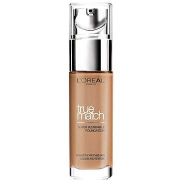 Tekutý make-up LORÉAL True Match Super Blendable Foundation 7.D/7.W Golden Amber 30ml (3600522862581)