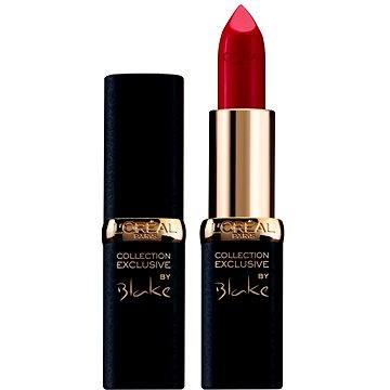 Rtěnka ĽORÉAL PARIS Color Riche Reds Blakes Pure Red 3,6g (3600522760412)