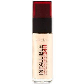 Tekutý make-up ĽORÉAL PARIS Infallible 24H Stay Fresh Foundation 30 ml 015 Porcelain (3600522690429)