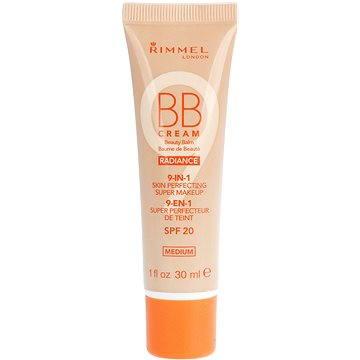 Make-up RIMMEL LONDON 9v1 Radiance SPF 20 (Beauty Balm) 30 ml - Odstín: Medium (3614220067353)
