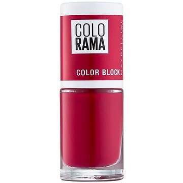 Lak na nehty MAYBELLINE NEW YORK Color Show Lak na nehty 486 Red 7 ml (30143050)