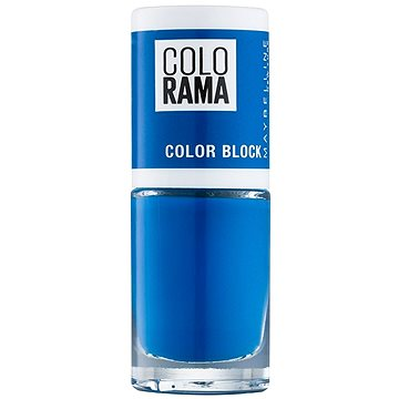 Lak na nehty MAYBELLINE NEW YORK Color Show Lak na nehty 487 Blue 7 ml (30143036)