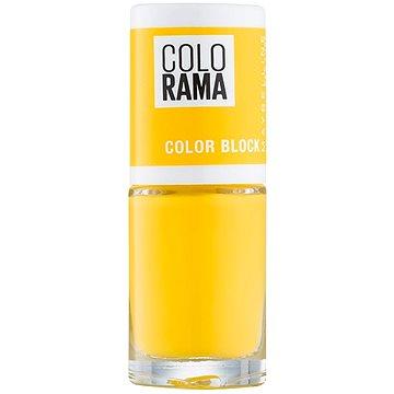 Lak na nehty MAYBELLINE NEW YORK Color Show Lak na nehty 488 Yellow 7 ml (30143043)