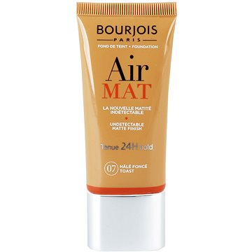 Make-up BOURJOIS Air MAT 24H Foundation 07 Toast (3052503155708)