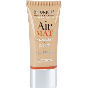 Make-up BOURJOIS Air MAT 24H Foundation 06 Golden Sun (3052503155609)