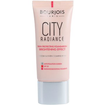 Make-up BOURJOIS City Radiance Foundation 30ml 04 Beige (3052503563404)