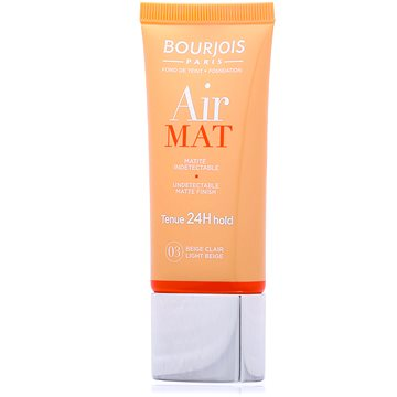Make-up BOURJOIS Air MAT 24H Foundation 03 Light Beige (3052503155302)