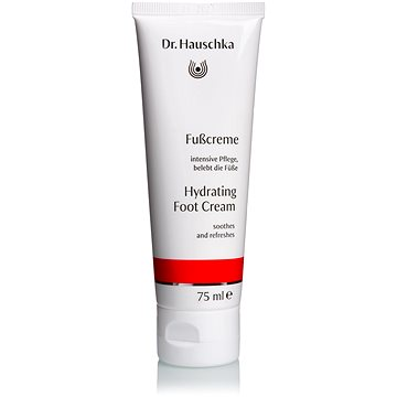Krém na nohy DR. HAUSCHKA Hydrating Foot Cream 75 ml (4020829006317)