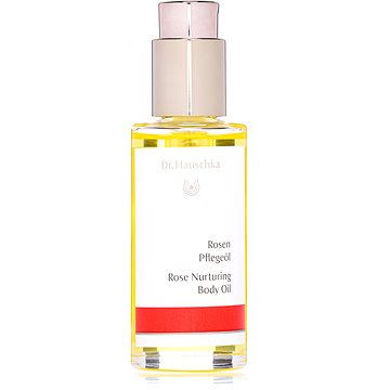 Tělový olej DR. HAUSCHKA Rose Nurturing Body Oil 75 ml (4020829007840)