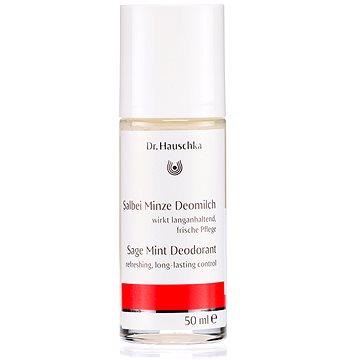 Dámský deodorant DR. HAUSCHKA Sage Mint Deodorant 50 ml (4020829025363)