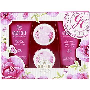 Dárková sada kosmetická GRACE COLE Romantic Rose Gift Set III. (5055443637523)