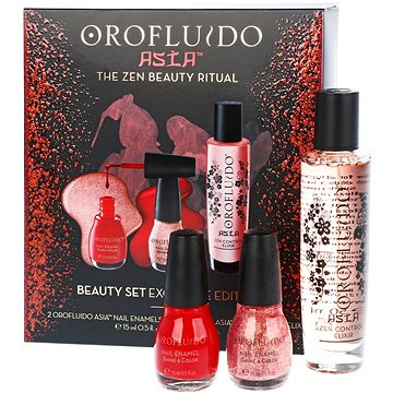 Sada vlasové kosmetiky REVLON Orofluido ASIA Zen Beauty Gift Set (8432225084961)