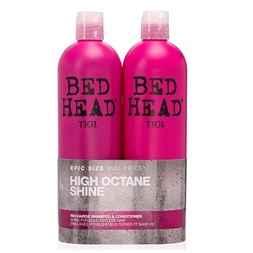 Sada vlasové kosmetiky TIGI Bed Head Recharge High-Octane Shine Tweens 1,5 l (615908953992)