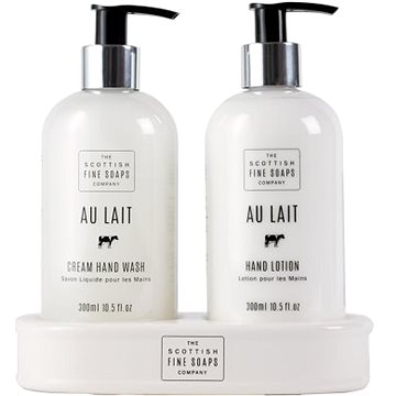 Dárková sada kosmetická SCOTTISH FINE SOAPS Sada na ruce (5016365016094)